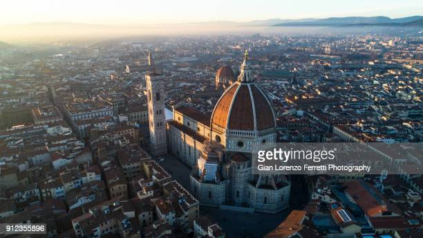 firenze, ita - skyline - florence italy stockfoto's en -beelden