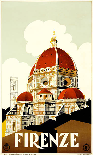 Florence Travel Poster