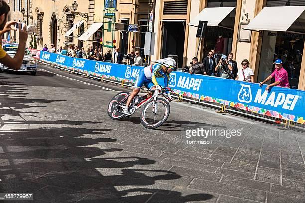 florencia uci campeonato mundial de ciclismo en carretera estudio de horarios individual - contrarreloj evento deportivo fotografías e imágenes de stock