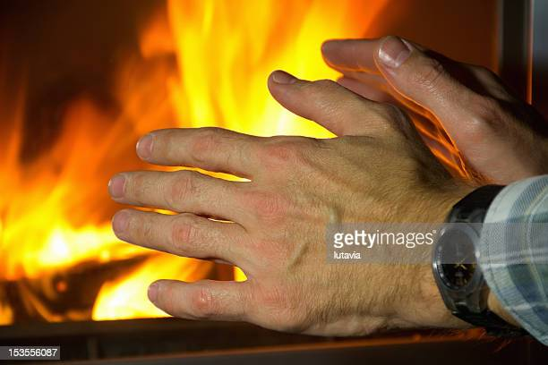 fireplace - lutavia stock pictures, royalty-free photos & images