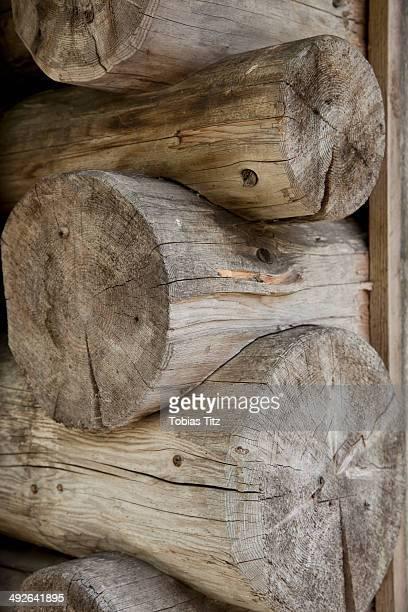 Firewood in industry