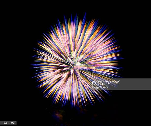 firework in the sky - kitsap county washington state stock pictures, royalty-free photos & images