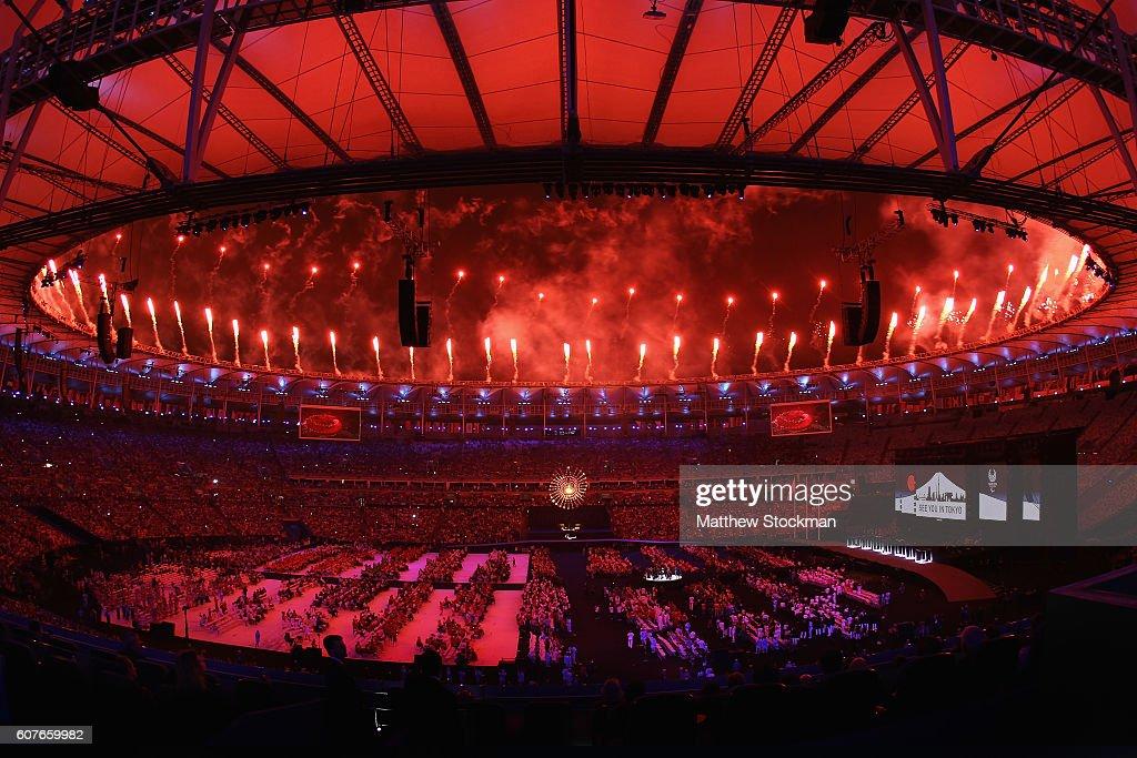 2016 Rio Paralympics - Day 11 : News Photo
