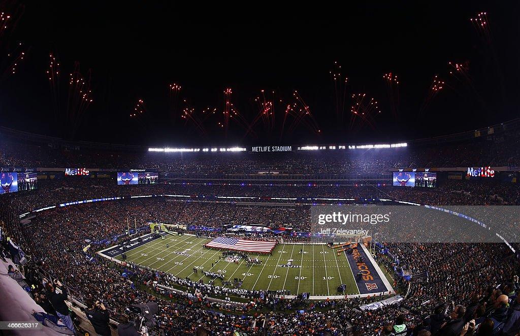 Super Bowl XLVIII - Seattle Seahawks v Denver Broncos : ニュース写真