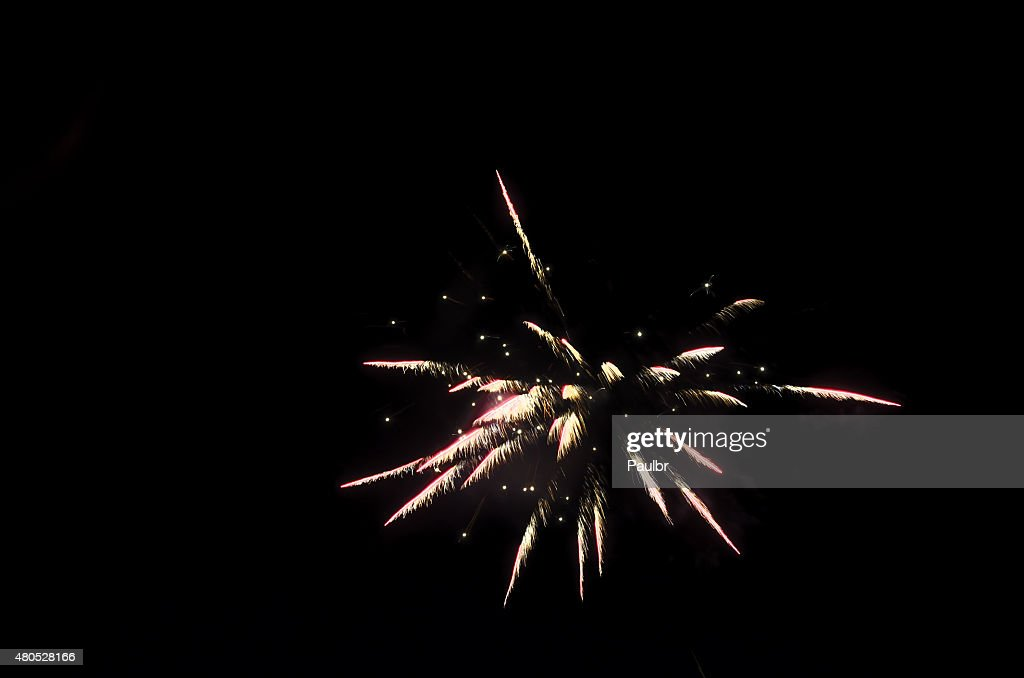 Feux d'artifice : Photo