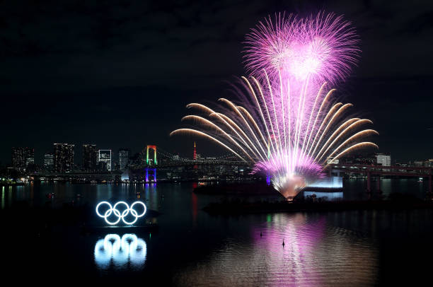 JPN: Tokyo Olympic Games 6 Months To Go
