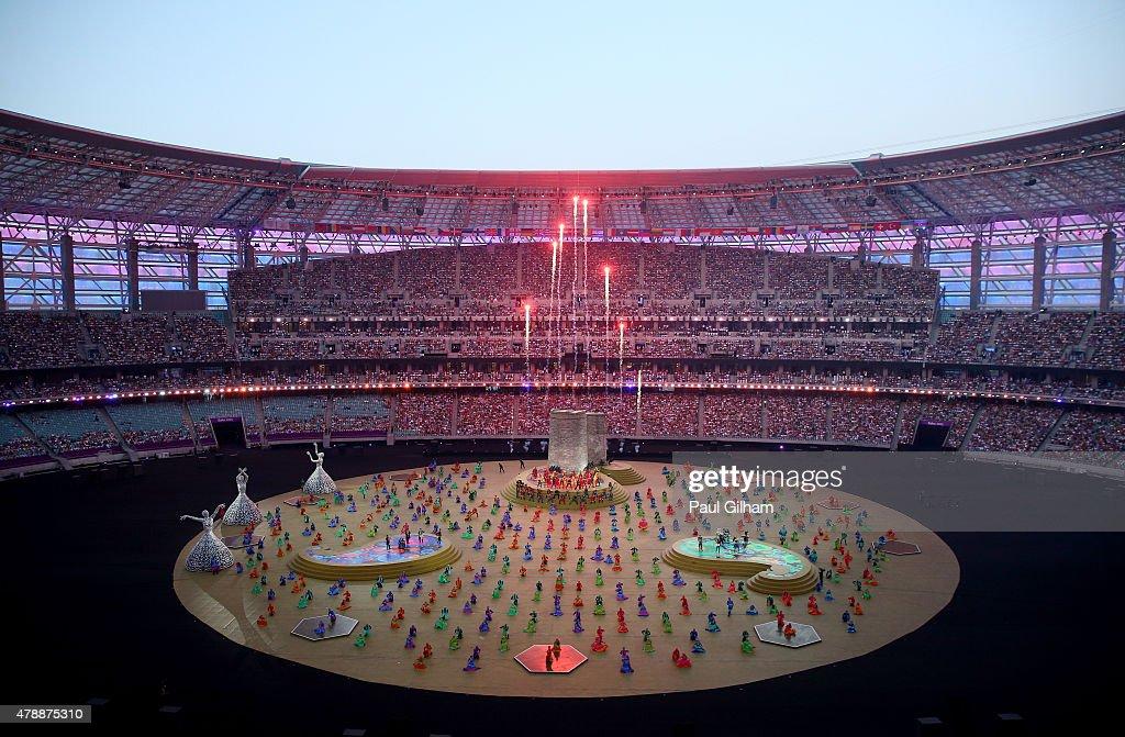 Closing Ceremony: Baku 2015 - 1st European Games : ニュース写真