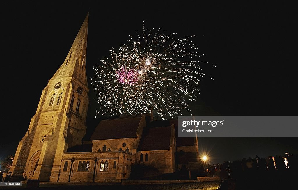 celebrations take place for guy fawkes night photos and images