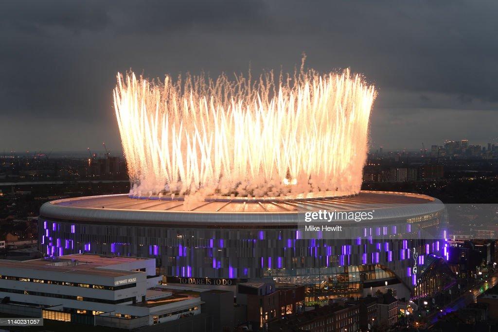 Tottenham Hotspur v Crystal Palace - Premier League : Nachrichtenfoto