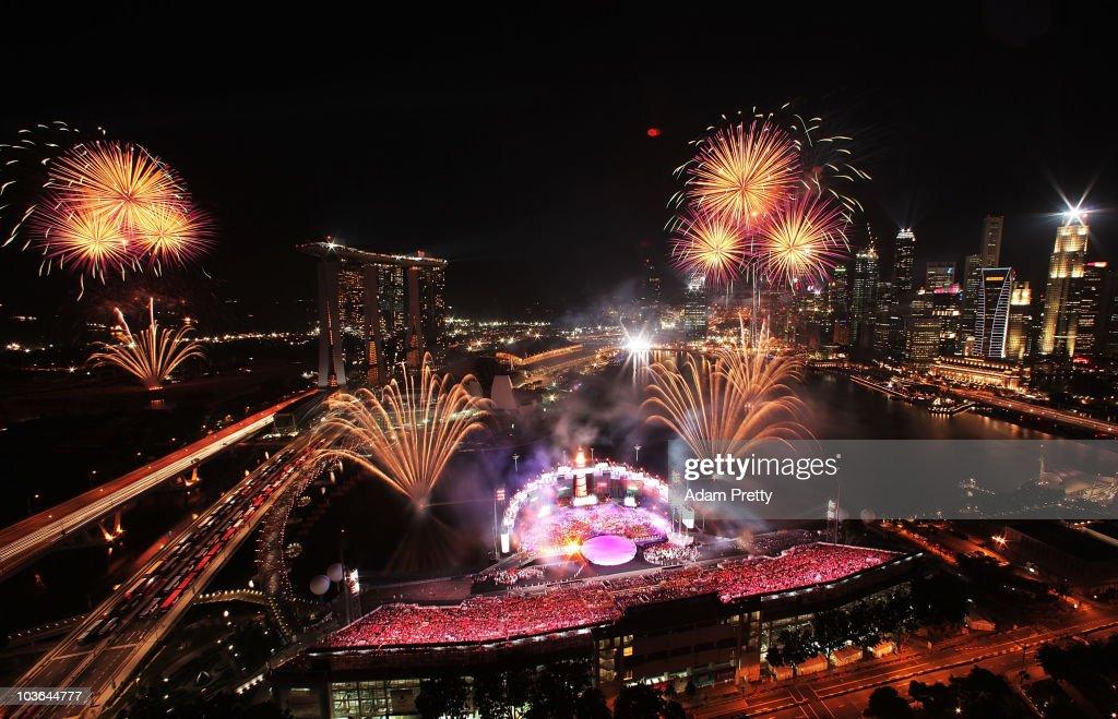 Youth Olympics Day 12 - Closing Ceremony : ニュース写真