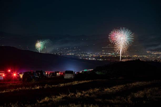 CA: 2020 San Diego 4th Of July Fireworks