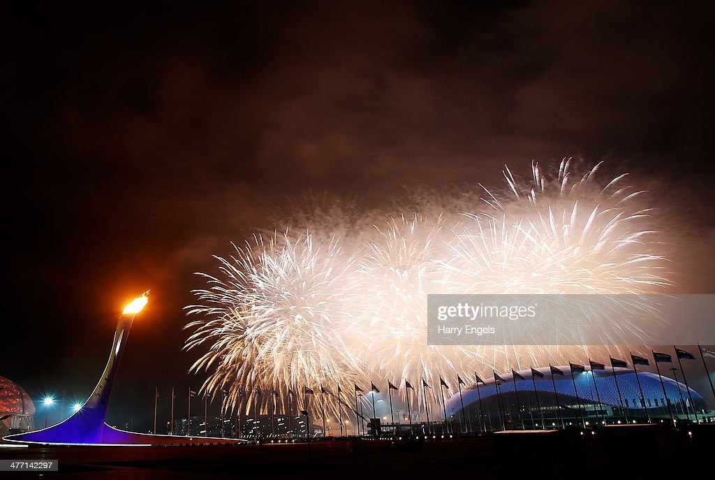 2014 Paralympic Winter Games - Opening Ceremony : Foto jornalística