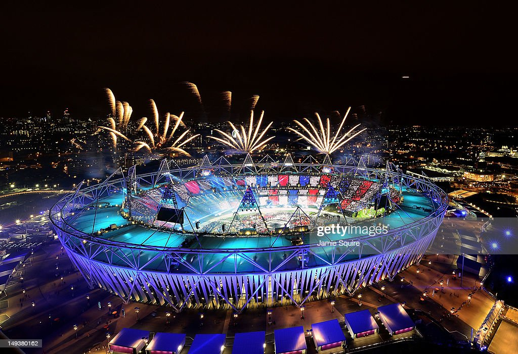 2012 Olympic Games - Opening Ceremony : Photo d'actualité