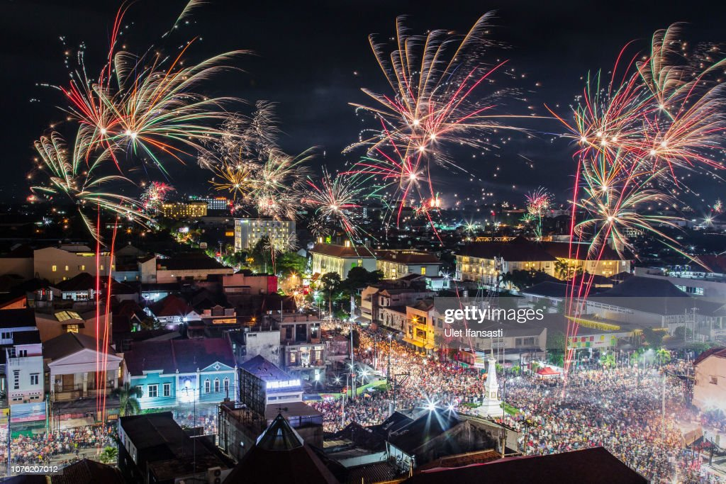 IDN: Indonesians Countdown To The New Year
