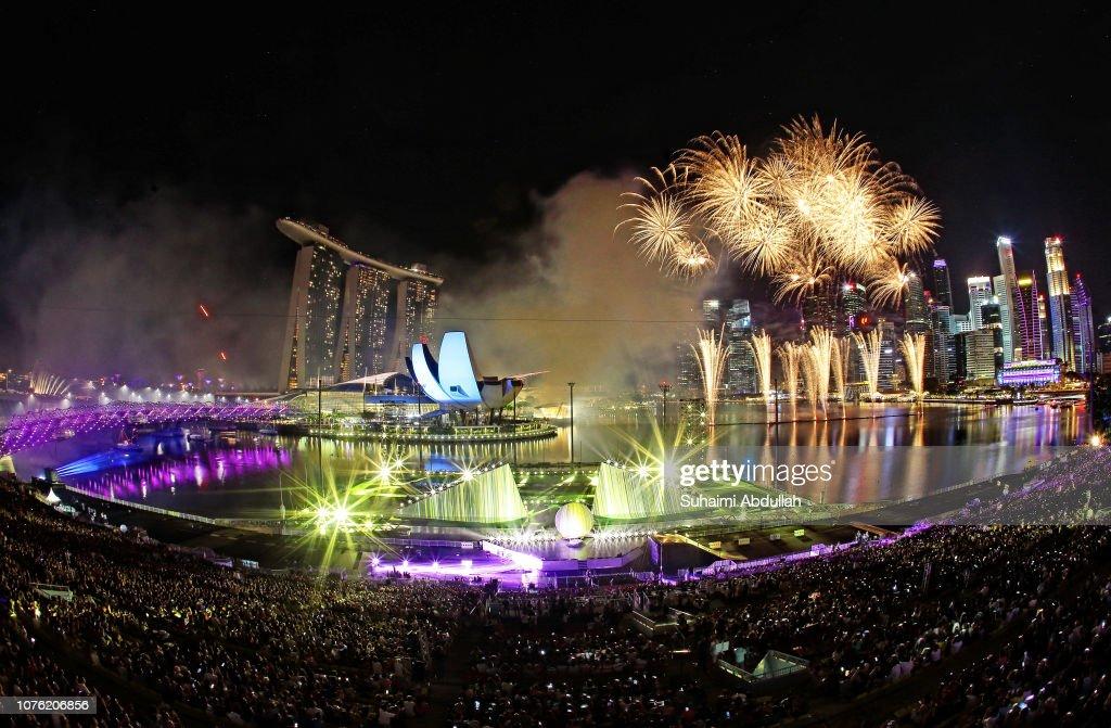 Singapore Celebrates 2019 : News Photo