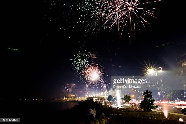 Fireworks - Mumbai