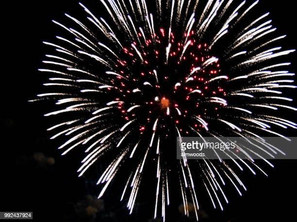 Fireworks. Navy Pier, Chicago.