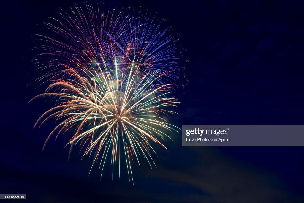 Fireworks : ストックフォト