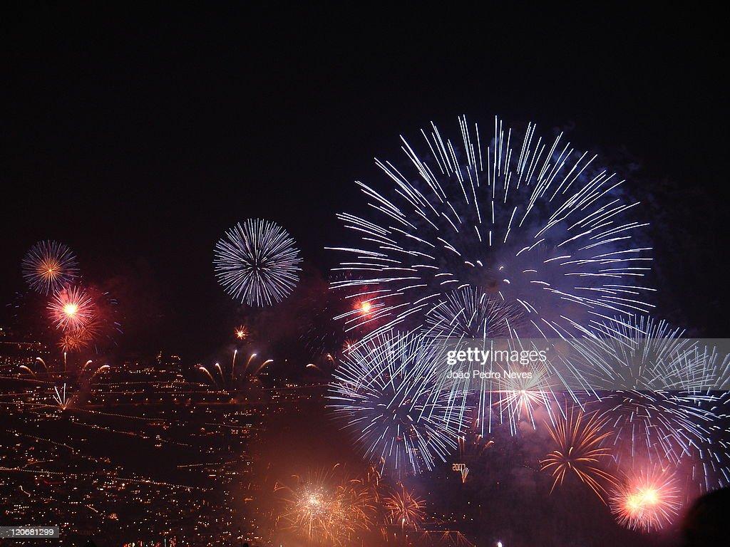 Fireworks : Foto de stock