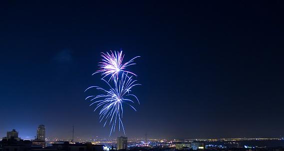 Fireworks - gettyimageskorea