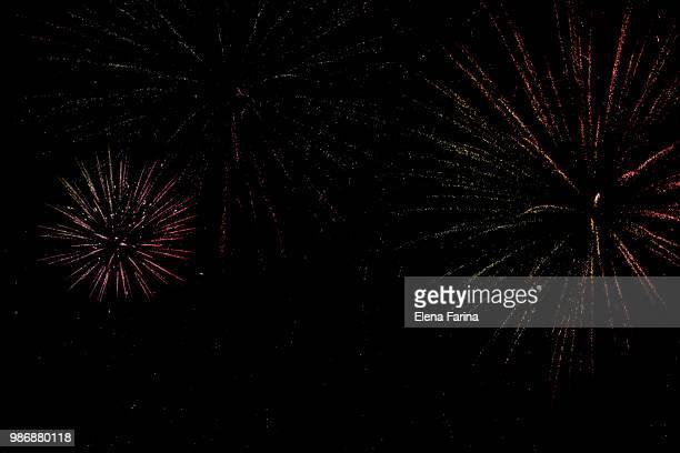 fireworks - elena blume stock-fotos und bilder