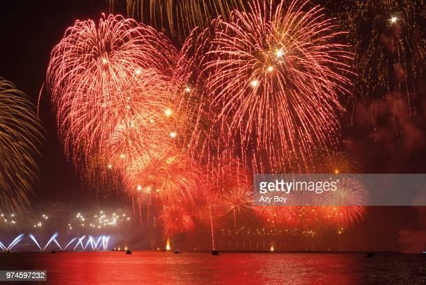 Fireworks Rain, Kuwait