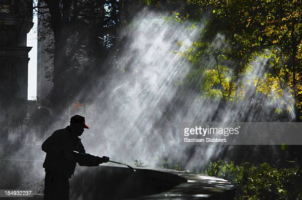 firm cleaning - basslabbers, bastiaan slabbers stock pictures, royalty-free photos & images