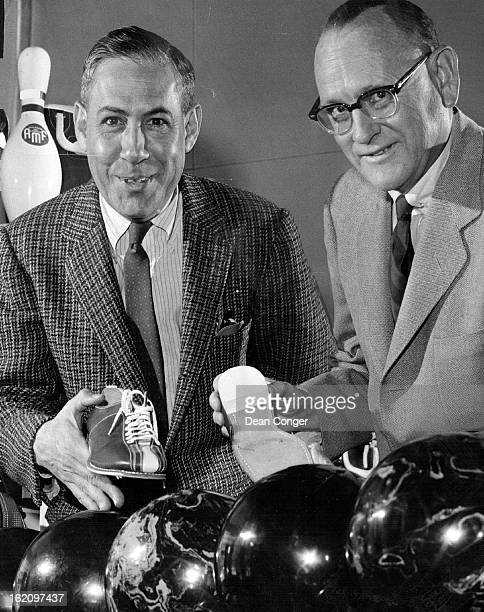 SEP 24 1957 SEP 26 1957 Firm Opens Retail Outlet BromfieldRitter Co a Denver wholesale bowling firm for more than 50 years has opened a retail store...