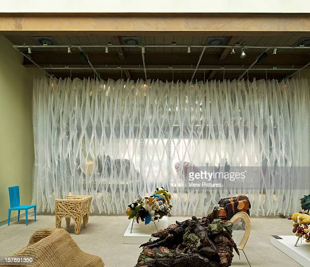 Firma Casa, Jardim Paulistano, Sao Paulo, Brazil, Campana Bothers & Super Limao, Interior View Of Exhibition Room With Capana Brothers Designers...