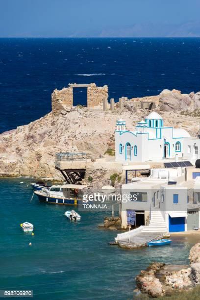 Firopotamos, Milos Island, Greece
