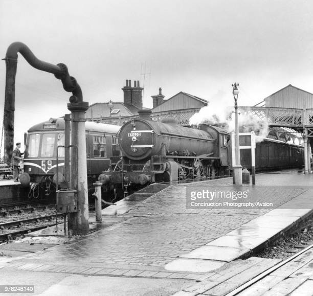 GWR Firsby on the East Linconshire Line from Peterborough to Grimsby was best known as the junction for Skegness allthough it was also the junction...