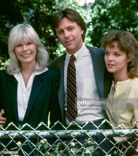 First Affair a made for TV movie Originally broadcast October 25 1983 Filming location Boston MA Pictured from left is Loretta Swit Joel Higgins...