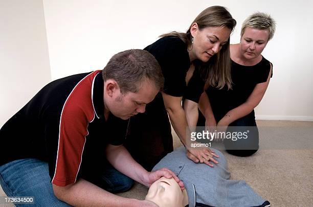 First Aid training