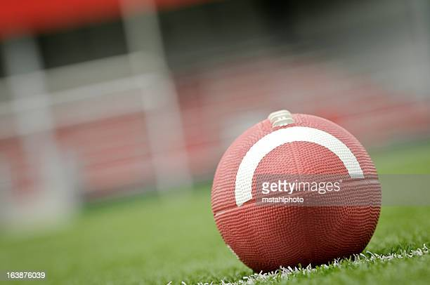 first and goal - high school football stock pictures, royalty-free photos & images