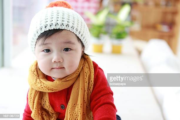 Korean Baby Stock Pictures Royalty Free Photos Images Getty