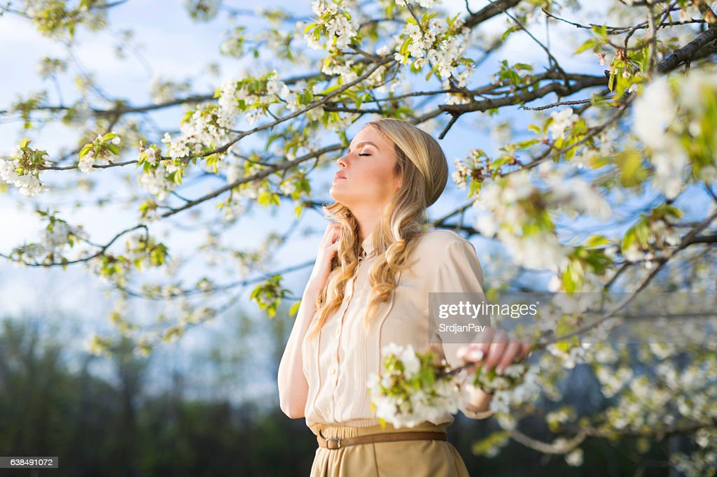 First Blooms Of Spring : Stock Photo
