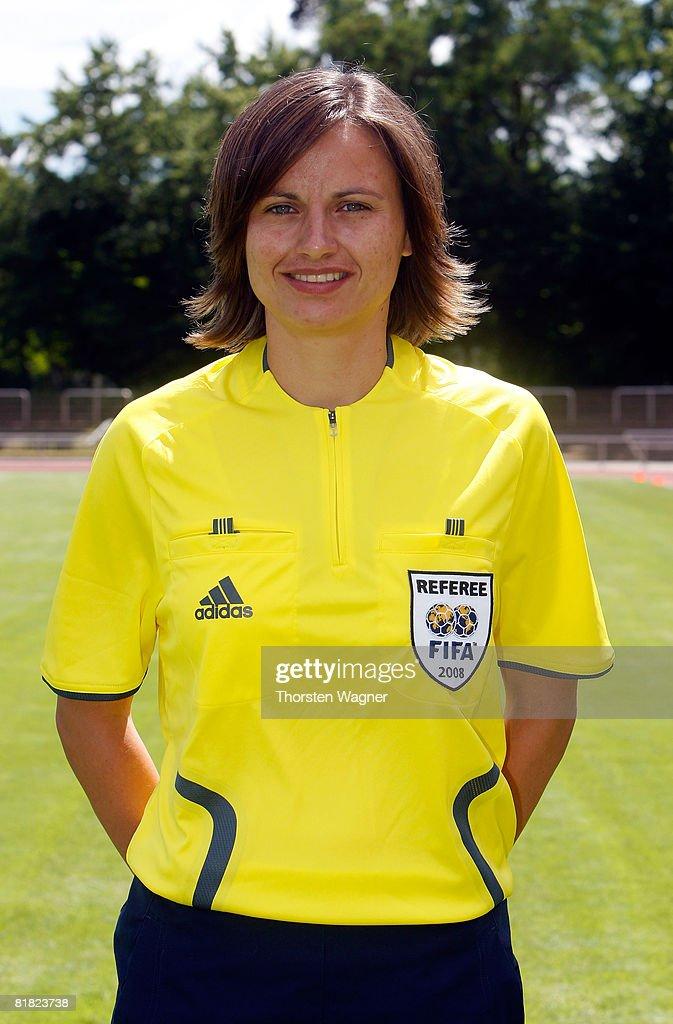 DFB Referee Team Presentation : News Photo