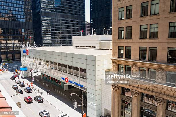 First Canadian Place Bank of Montreal Headquarters in Toronto Ontario