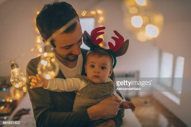 Erstes Weihnachten mit meinem baby