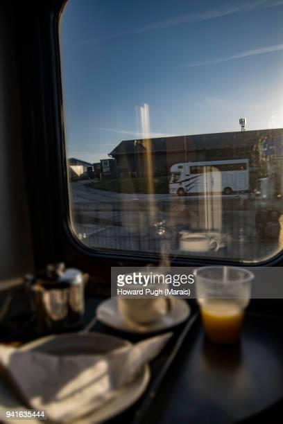 First Class Overnight Train Sleeper Trip