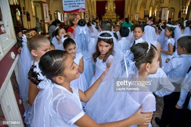 First Communion, Grecia, Costa Rica