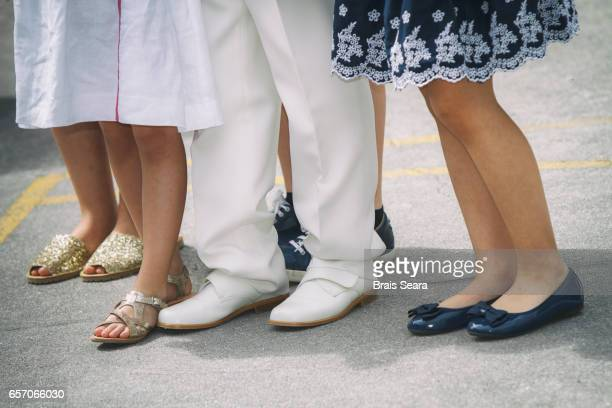 first communion - foot worship stock pictures, royalty-free photos & images