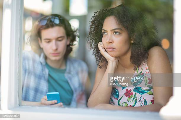 first date 37 - relationship difficulties stock pictures, royalty-free photos & images