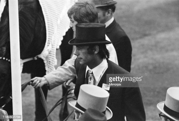 First Day at Royal Ascot Tuesday 14th June 2019 pictured Henry Cecil British horse trainer