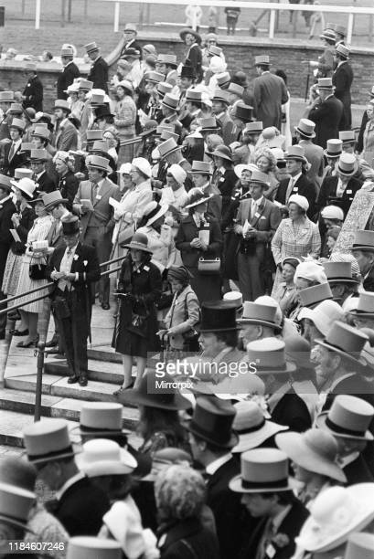 First Day at Royal Ascot Tuesday 14th June 2019 pictured