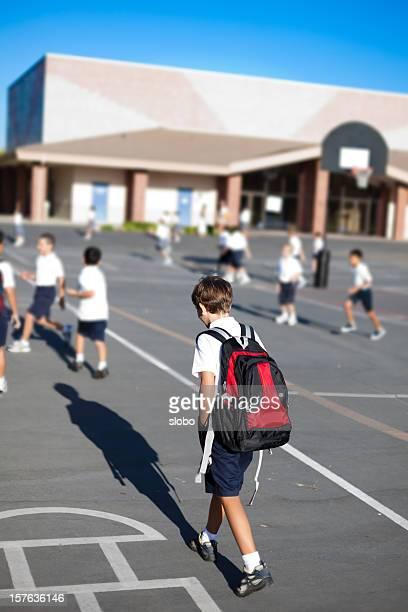 Premier jour à l'école