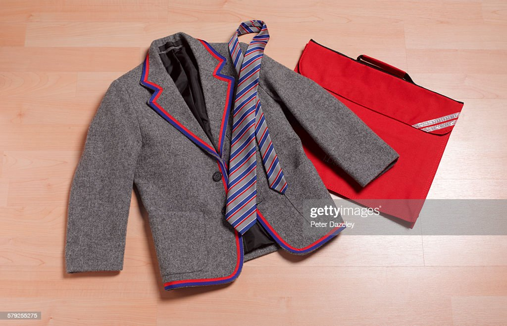 First day at school : Stock Photo