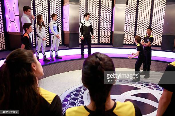 """First Day of Bionic Academy"""" - To his dismay, Leo finds out that he will be a student at the Bionic Academy, not a mentor like Adam, Bree and Chase...."""