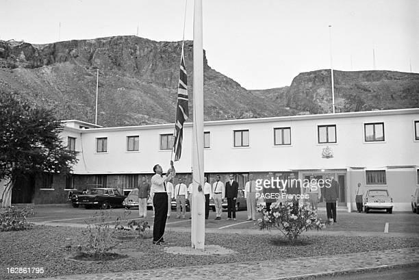 First Day Of Independence Of Aden Yemeni Capital Yémen Aden 4 novembre 1967 après 128 ans de protectorat britannique le PAS et la FAS fusionnent le...