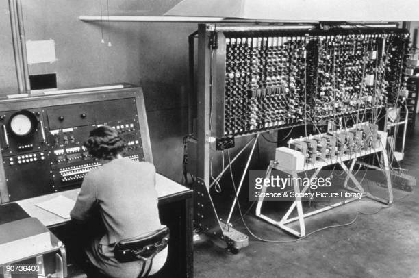 First demonstrated in 1950 this is one of Britain's earliest stored program computers and the oldest complete general purpose electronic computer in...